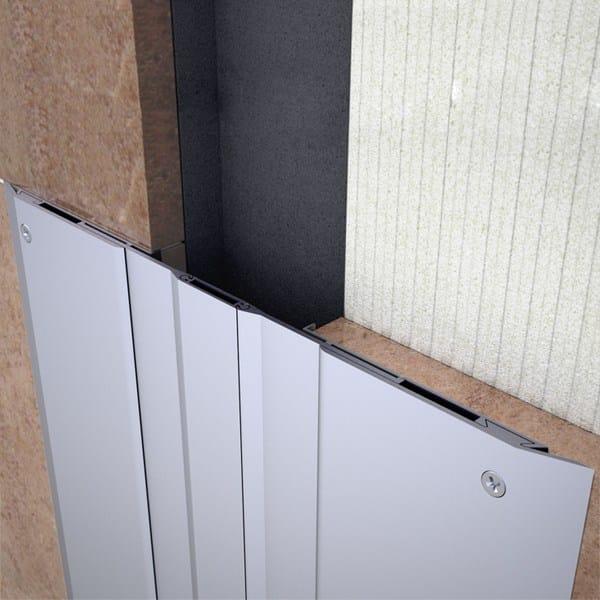 Aluminium Flooring joint NOVOJUNTA PRO® SEISMIC PA | Aluminium Flooring joint - EMAC Italia