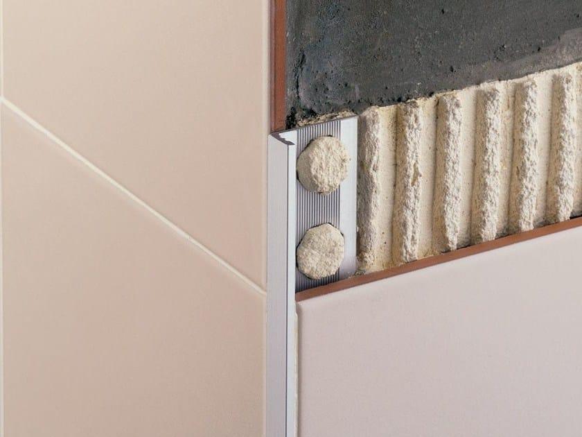 Profilo paraspigolo in alluminio NOVOPARED ALUMINUM - EMAC Italia