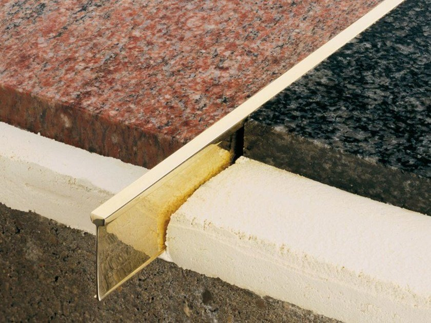 Flooring profile NOVOSEPARA 1 by EMAC Italia