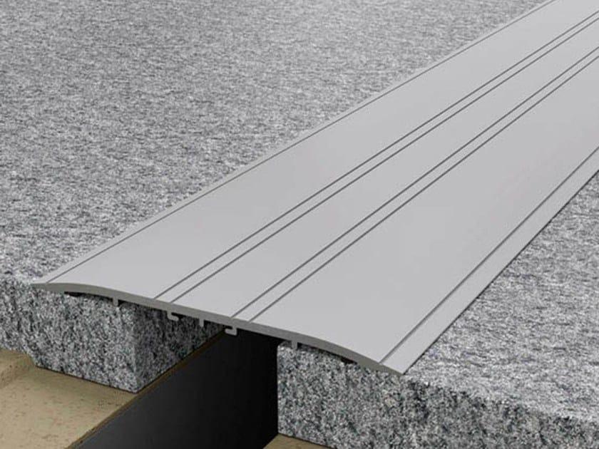 Aluminium Flooring joint NOVOTAPAJUNTAS NDAS - EMAC Italia