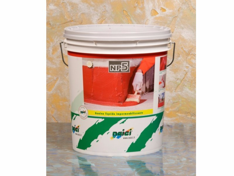 Liquid waterproofing membrane NP5 - NAICI ITALIA