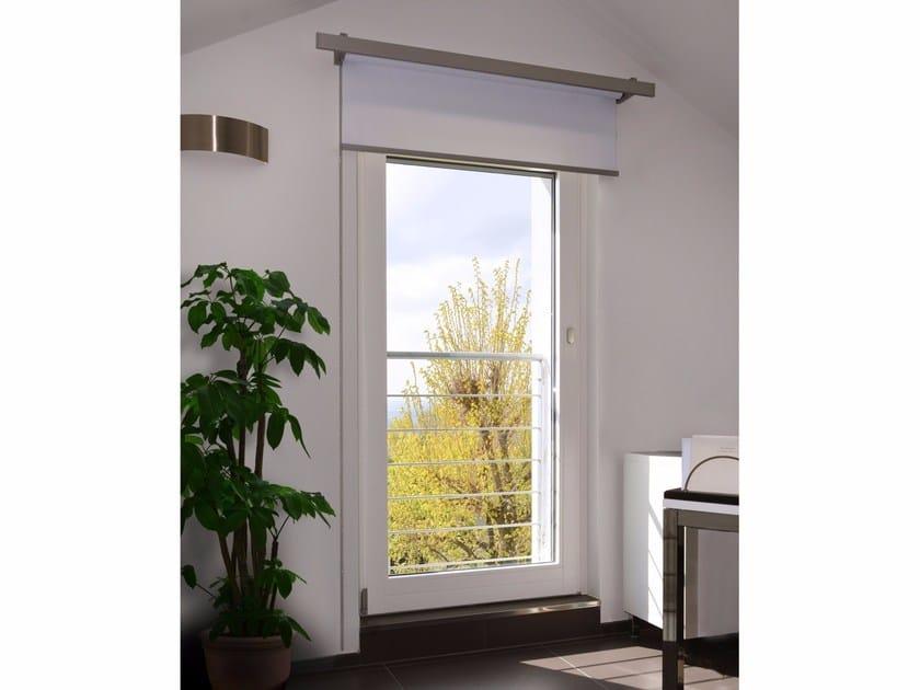 Aluminium and wood casement window NUVOLA | Casement window by NAVELLO