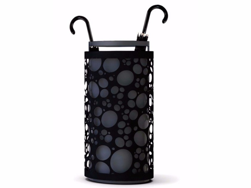 Floorstanding umbrella stand NYON II | Umbrella stand by Made Design