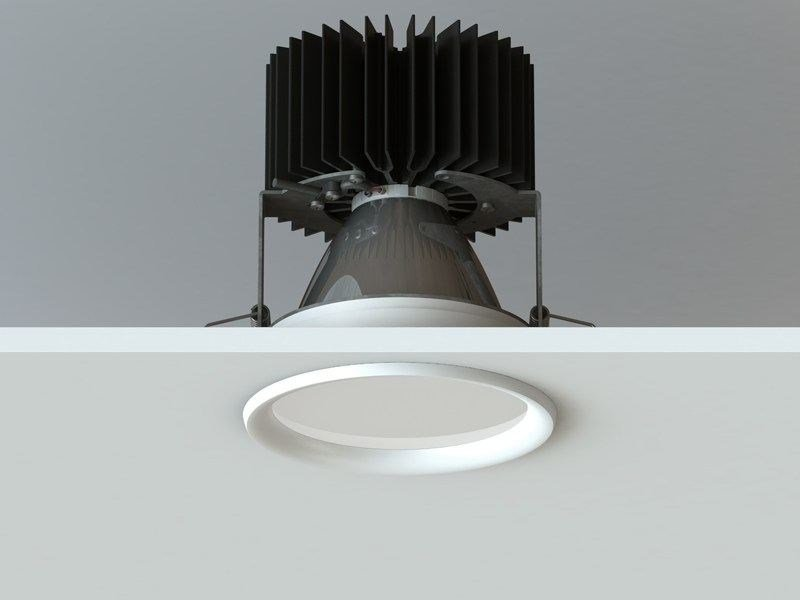 LED Lamp for false ceiling NYX DIFFUSED by LUCIFERO'S