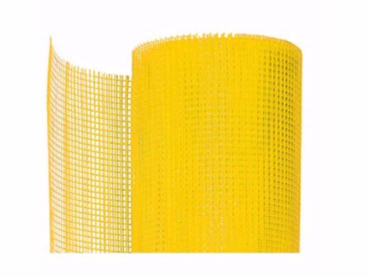 Glass-fibre Mesh and reinforcement for insulation NaturaKALK by Naturalia BAU