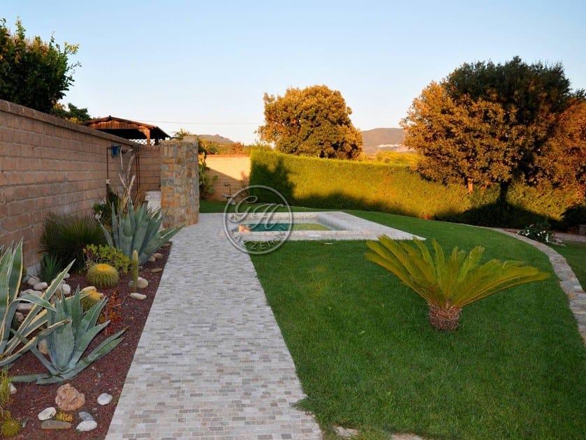 Camminamento in pietra naturale 2 by garden house lazzerini - Camminamento pietra giardino ...