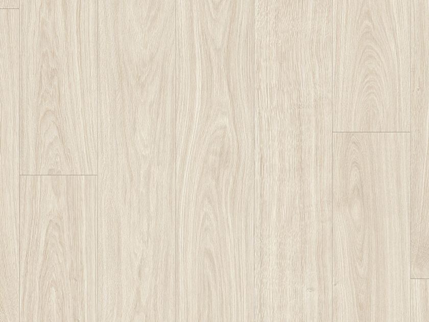 Vinyl flooring with wood effect NORDIC WHITE OAK by Pergo