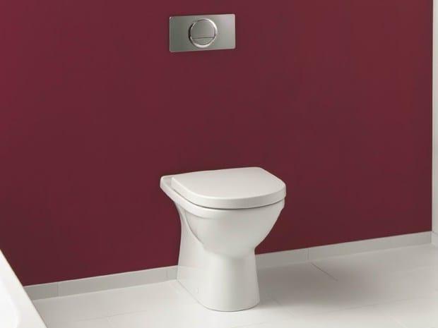 Ceramic toilet O.NOVO | Toilet - Villeroy & Boch