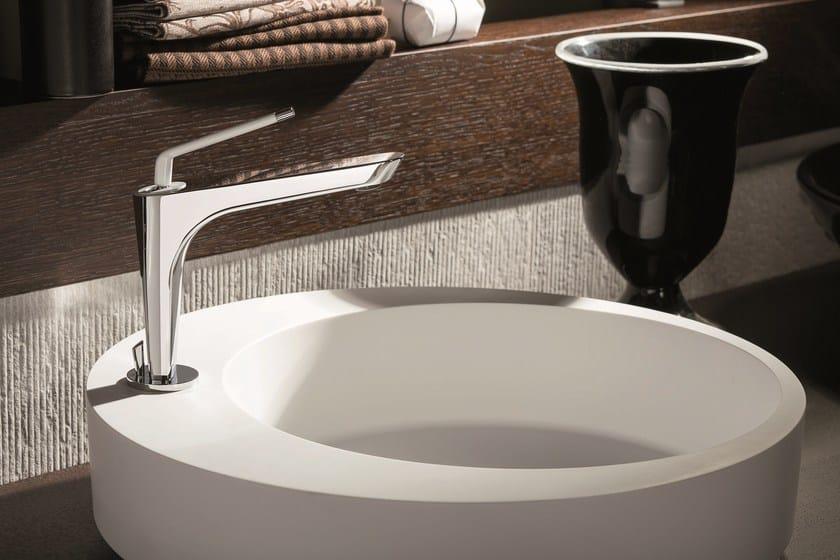 Countertop 1 hole washbasin mixer O'RAMA | Countertop washbasin mixer - NEWFORM