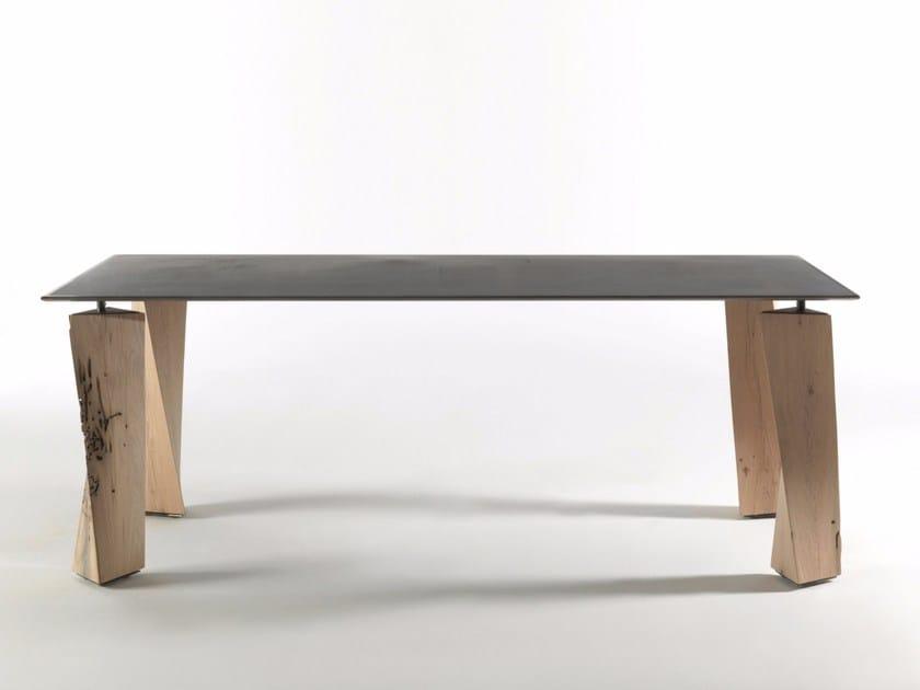 Rectangular table OAK - Riva 1920