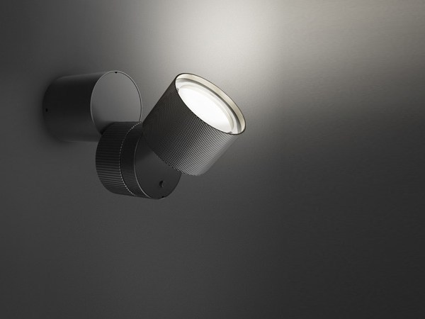 Faretto da parete orientabile OBJECTIVE | Faretto a LED - Artemide