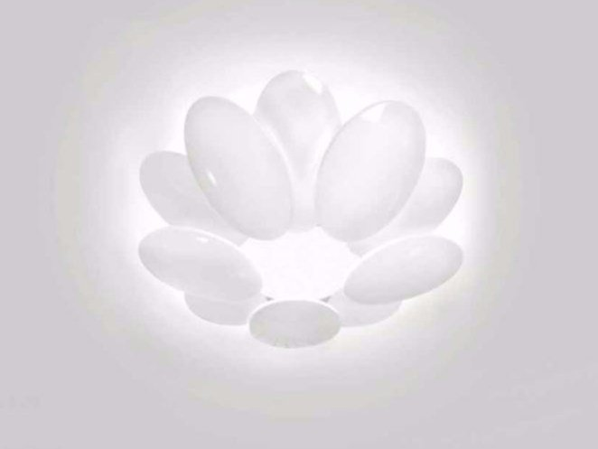 LED direct light ceiling lamp OBOLO 6490 - Milan Iluminación