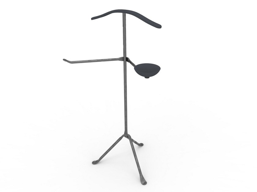 Iron valet stand OFFICINA | Valet stand - Magis