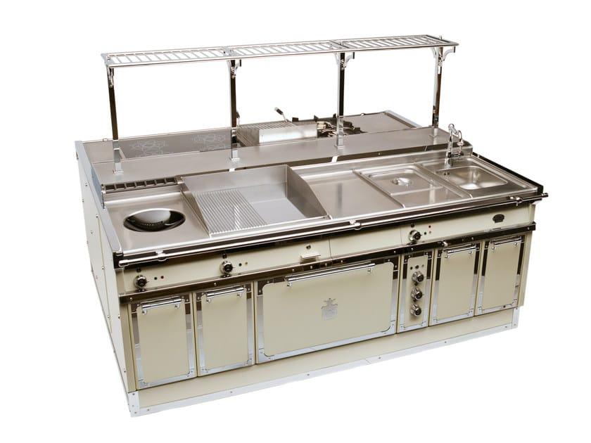 Og cucina a libera installazione by officine gullo - Officine gullo cucine prezzi ...