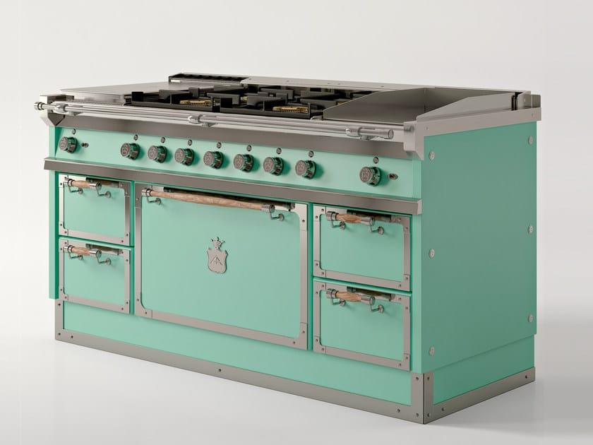 Cooker OG168 | Aquamarine - Officine Gullo