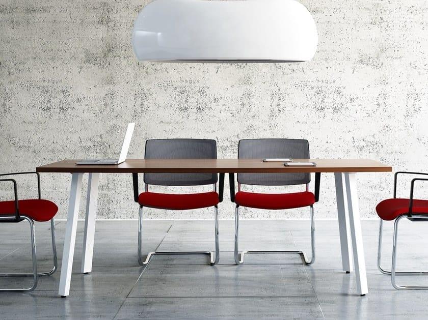 Rectangular meeting table OGI | Rectangular meeting table by MDD