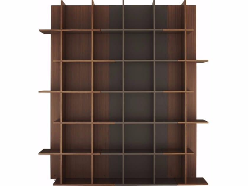 Open sectional bookcase OKA - ROSET ITALIA