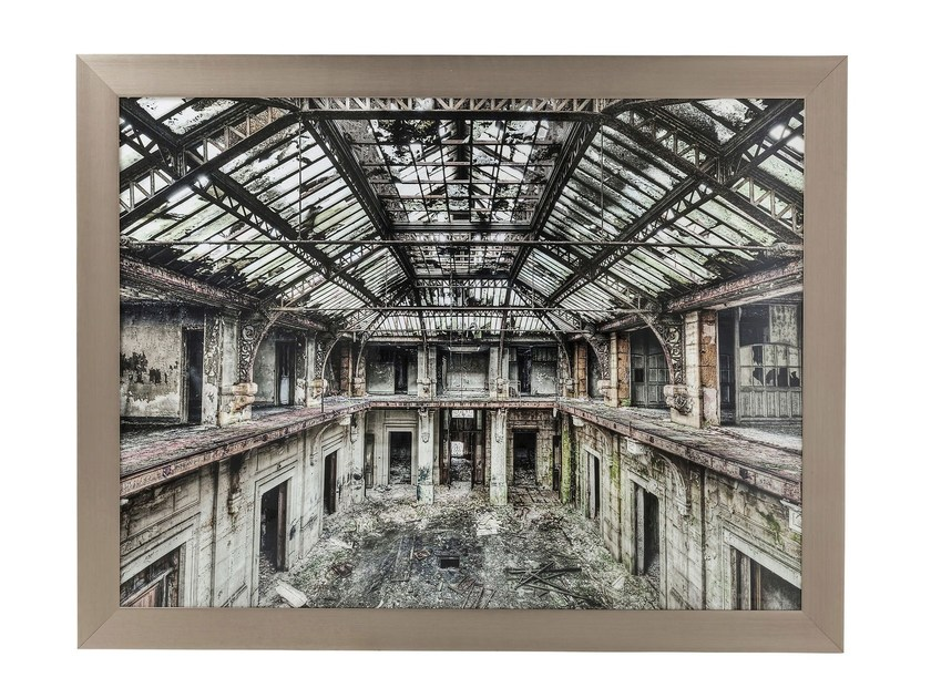 Photographic print OLD FACTORY - KARE-DESIGN