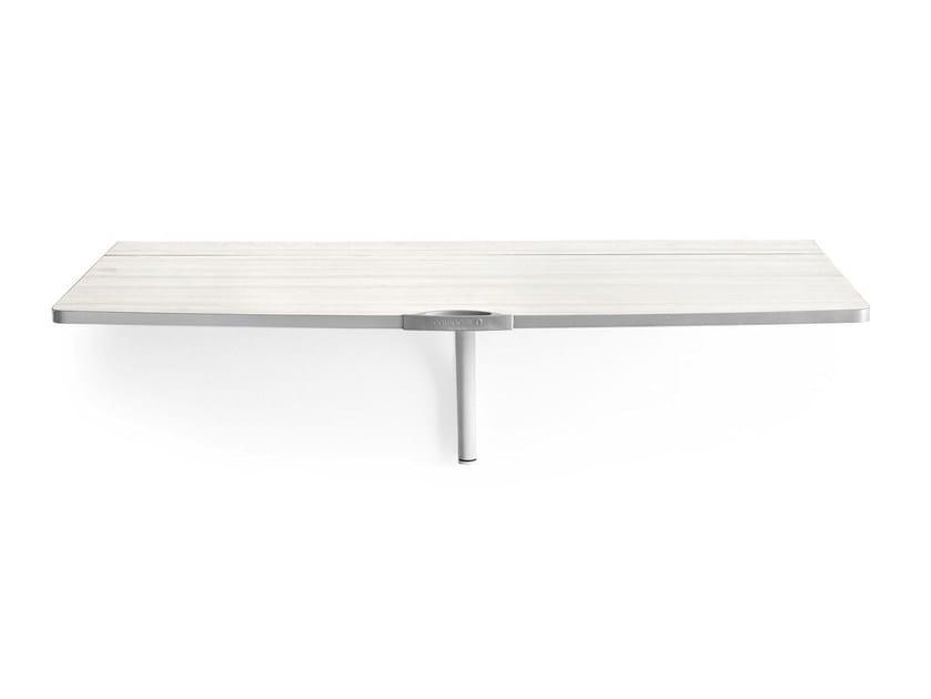 Wall mounted folding table OLIVIA BAR - Calligaris