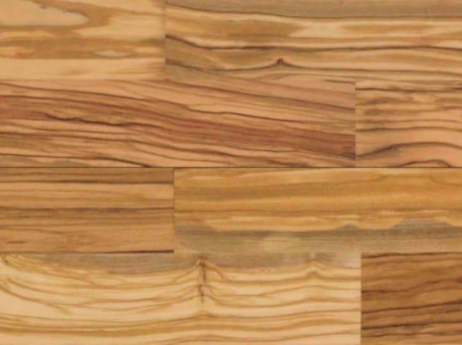 Brushed wooden parquet OLIVO - Valle d'Itria Parquet