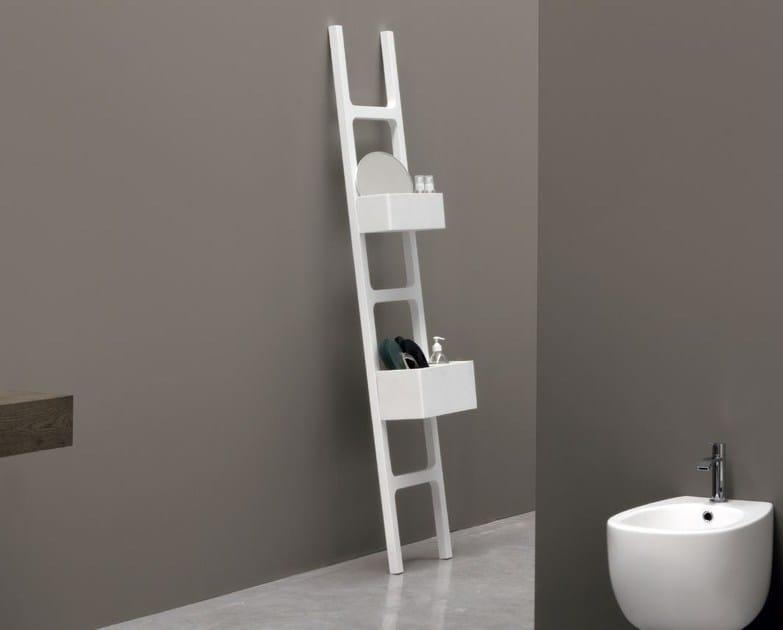 Standing towel rack OLTRE by Nic Design