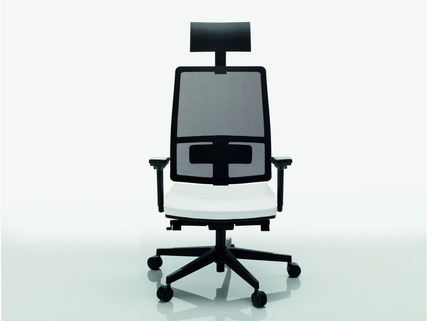 Task chair with 5-Spoke base OLTRE | Task chair - Quadrifoglio Sistemi d'Arredo