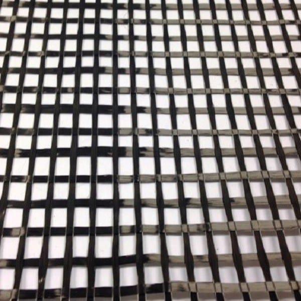Basalt reinforcing fibres OLY GRID CARBO 300 BI-AX HR - OLYMPUS