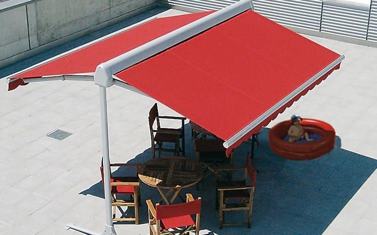 Tenda da sole autoportante cassonata ombramobil stobag - Tenda da tetto oasis ...