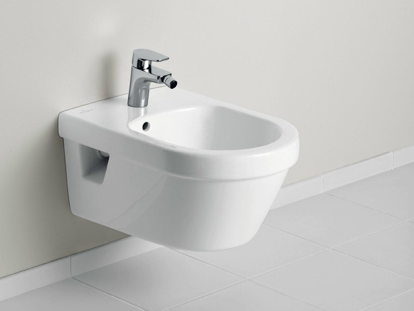 Bidet sospeso in ceramica omnia architectura design for Architec bidet sospeso