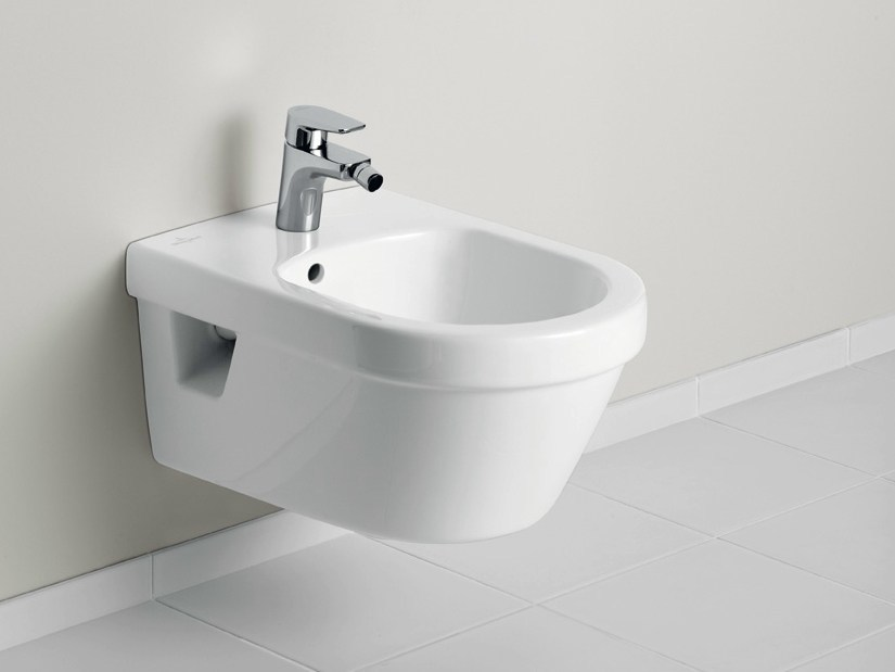 bidet sospeso in ceramica omnia architectura design bidet sospeso villeroy boch. Black Bedroom Furniture Sets. Home Design Ideas