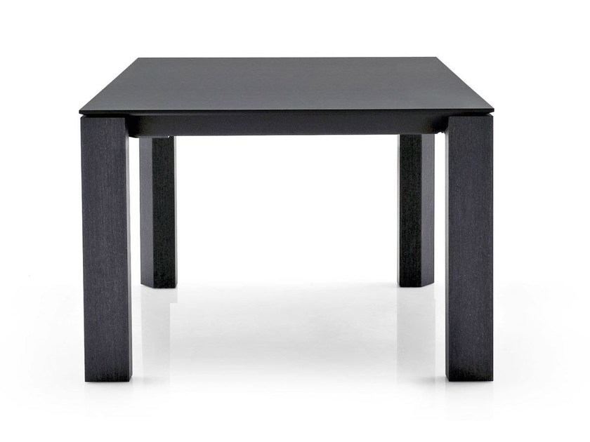 Square dining table OMNIA | Square table - Calligaris