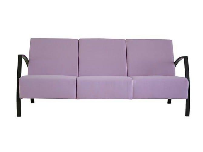 Fabric sofa @ONCE | Sofa - SMV Sitz- und Objektmöbel