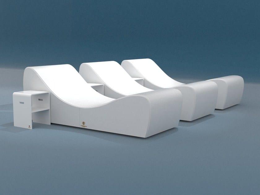 Spa bed ONDA - Trona