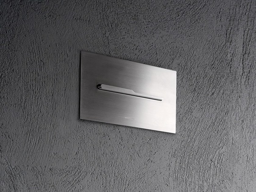 Flush plate ONDA - Antonio Lupi Design®