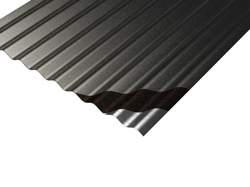 Steel Metal sheet and panel for roof ONDULIT - Ondulit Italiana