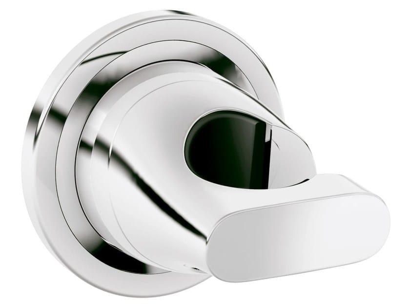 Chromed brass handshower holder ONDUS ® | Handshower holder by Grohe