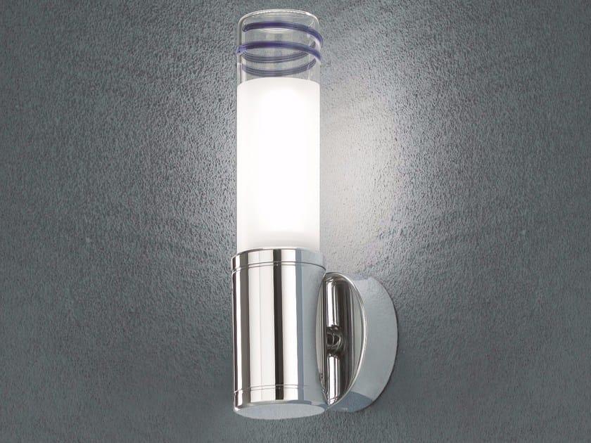Direct light metal wall light ONSEN | Wall lamp by Lucente