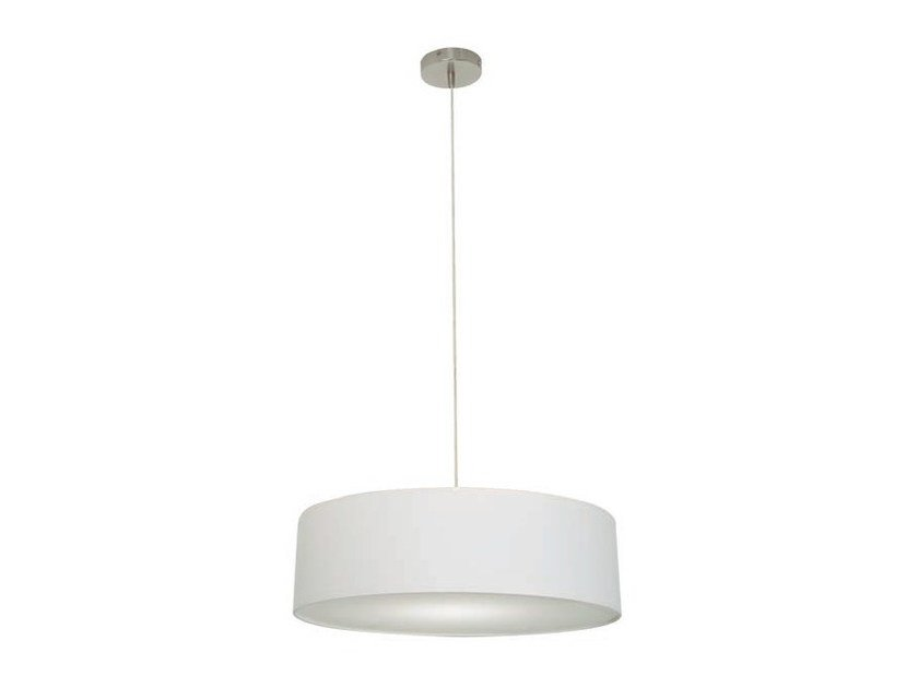 Direct light cotton pendant lamp OPEN | Pendant lamp - Aromas del Campo