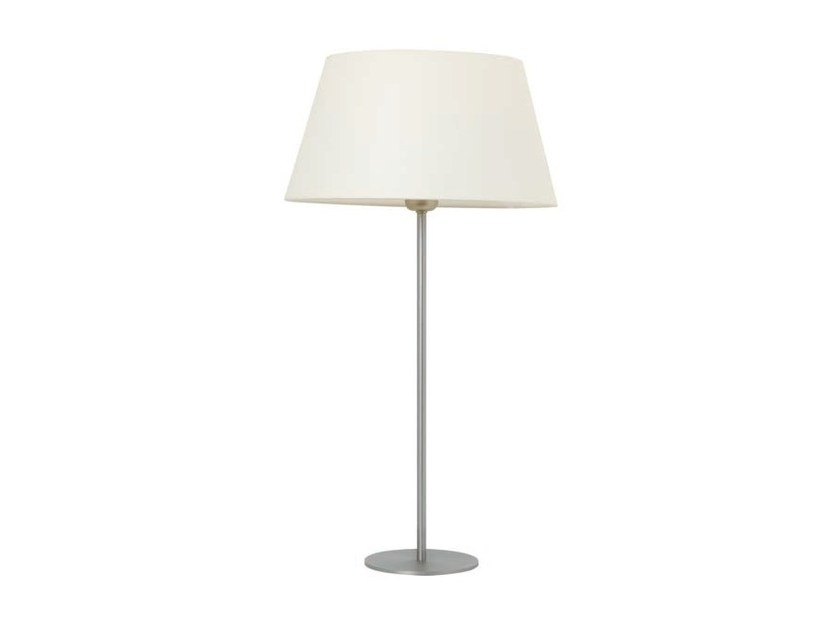 Metal table lamp with fixed arm OPEN | Table lamp by Aromas del Campo