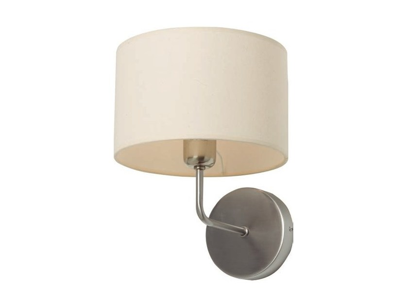 Metal wall lamp with fixed arm OPEN | Wall lamp with fixed arm - Aromas del Campo