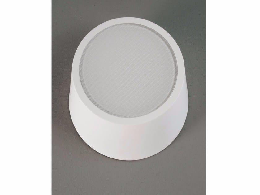 Halogen aluminium wall light OPENEYE W1 - Rotaliana