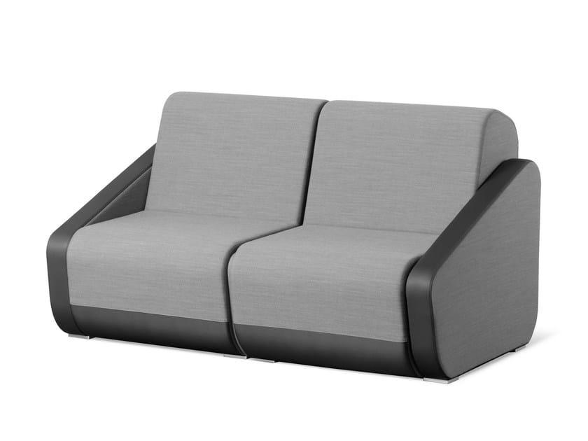2 seater sofa OPENPORT | 2 seater sofa - LD Seating