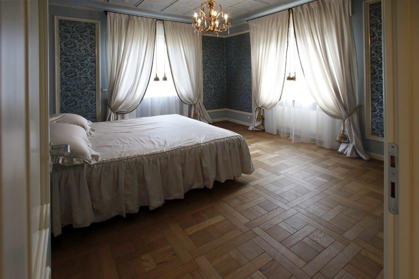 Parquet prefinito in legno pavimento a disegno menotti specchia - Parquet prefinito ikea ...