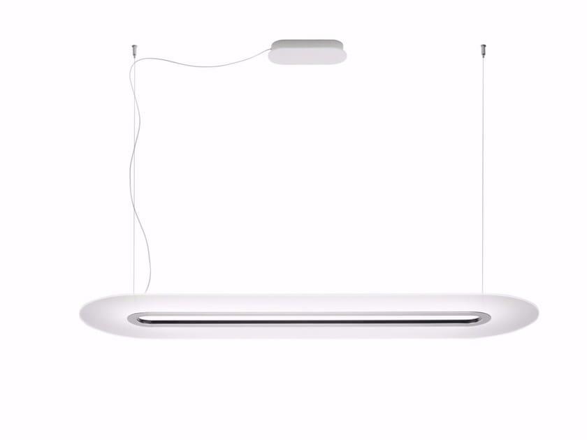 LED PMMA pendant lamp OPTI - LINE_P by Linea Light Group