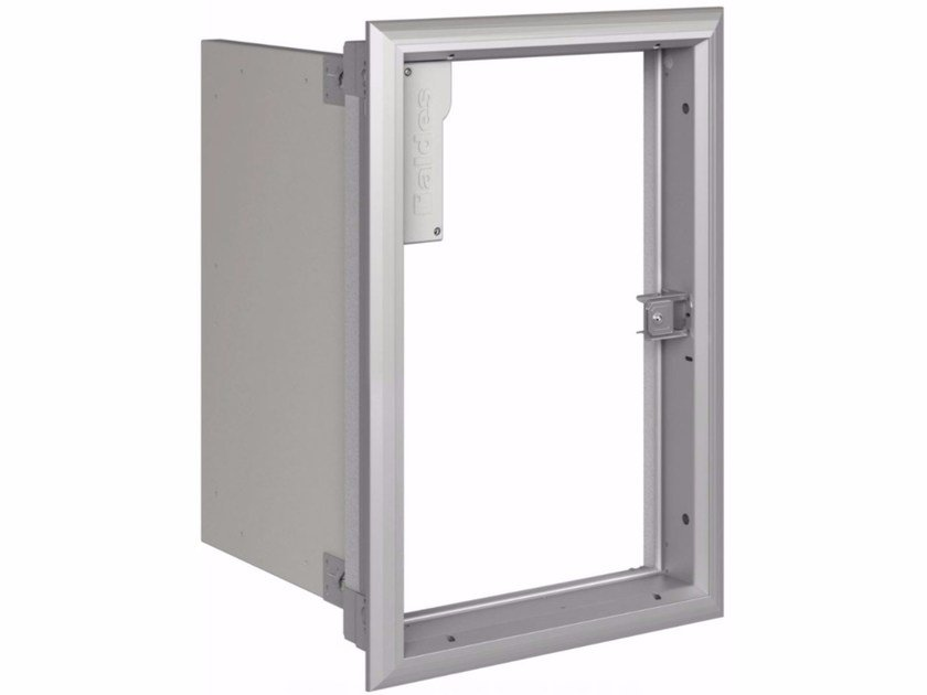 Natural ventilation hse OPTONE + GRILLE 1 door - ALDES