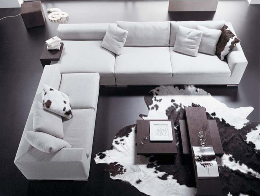 ORAZIO Sectional sofa by FRIGERIO POLTRONE E DIVANI