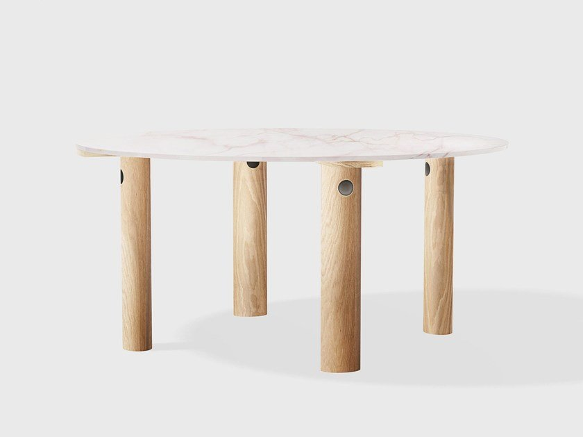 Round table ORBIT | Round table by Matter Made