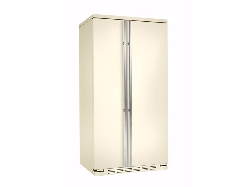 Frigorifero americano da incasso no frost in stile moderno classe A+ ORE 24 CBF TRC - mabe |Ge Partner Appliances