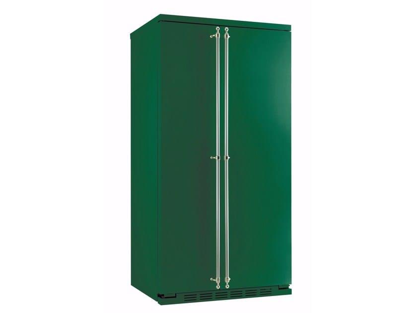Frigorifero americano no frost in stile country classe A+ ORE 24 CBF WW TI - mabe  Ge Partner Appliances