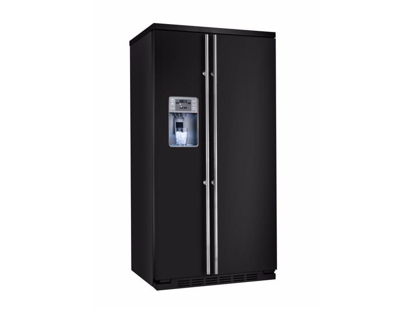 Frigorifero americano no frost con dispenser ghiaccio classe A+ ORE 24 CGF SS TRC - mabe |Ge Partner Appliances